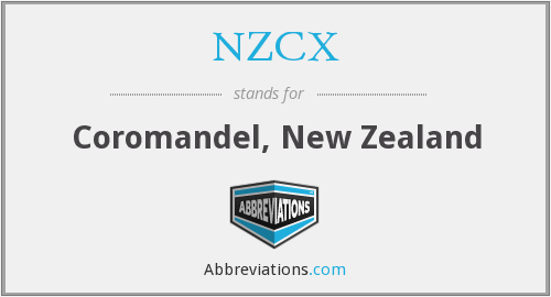 What does NZCX stand for?