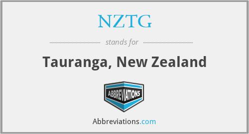 NZTG - Tauranga, New Zealand