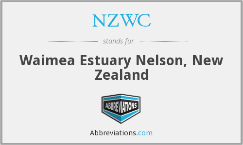 NZWC - Waimea Estuary Nelson, New Zealand