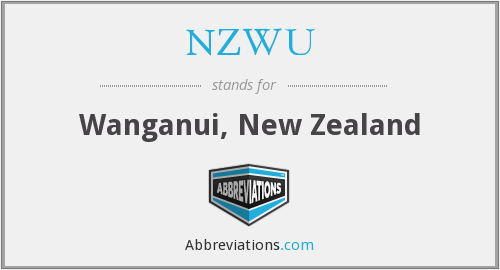 What does NZWU stand for?