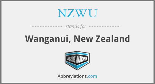 NZWU - Wanganui, New Zealand