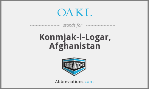 What does OAKL stand for?