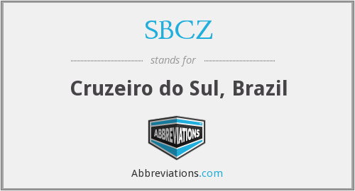 What does SBCZ stand for?