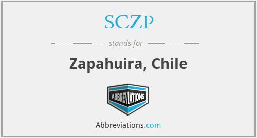 SCZP - Zapahuira, Chile