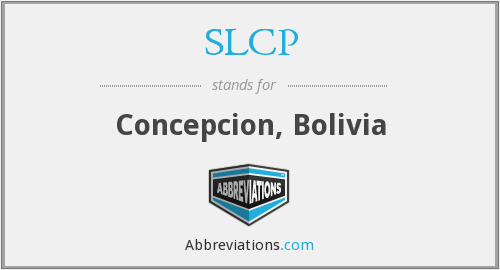 What does SLCP stand for?