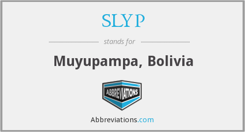 What does SLYP stand for?