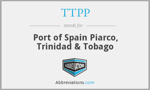 TTPP - Port of Spain Piarco, Trinidad & Tobago