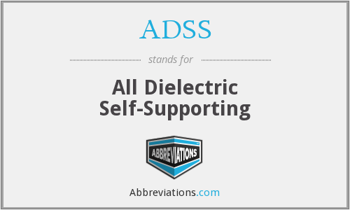 ADSS - All Dielectric Self-Supporting