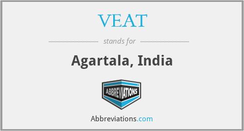 VEAT - Agartala, India