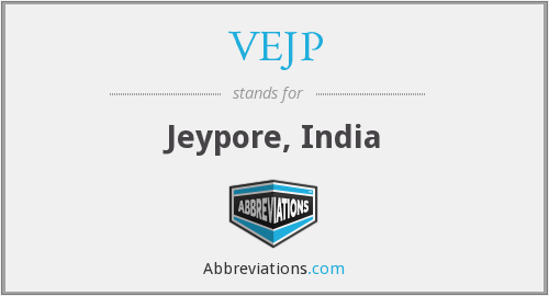 What does VEJP stand for?