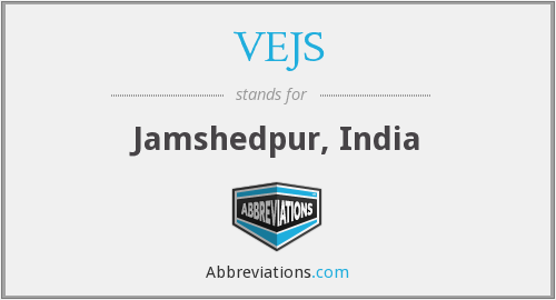 What does VEJS stand for?