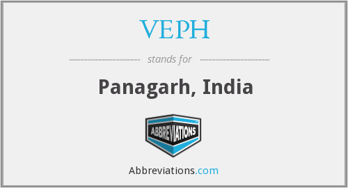 What does VEPH stand for?