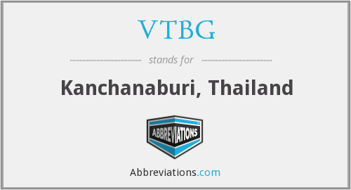 What does VTBG stand for?