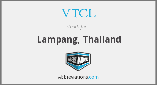 What does VTCL stand for?