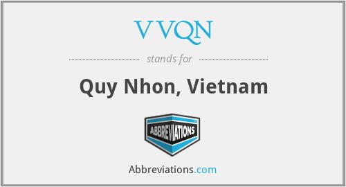 VVQN - Quy Nhon, Vietnam