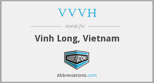 What does VVVH stand for?