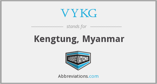 What does VYKG stand for?