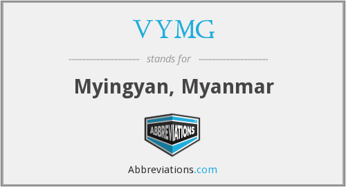 What does VYMG stand for?