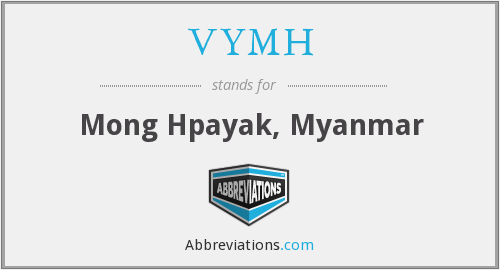 What does VYMH stand for?