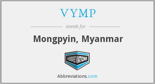 What does VYMP stand for?