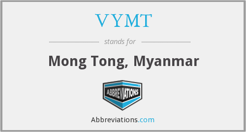 What does VYMT stand for?