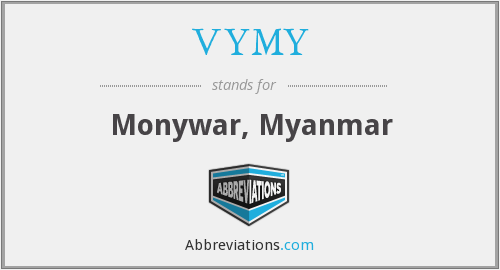 What does VYMY stand for?