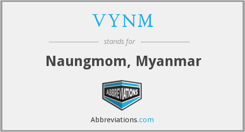 What does VYNM stand for?