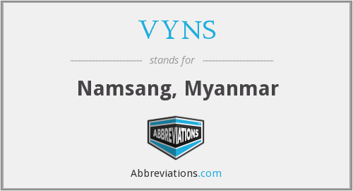 What does VYNS stand for?