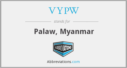 What does VYPW stand for?