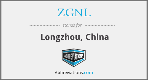 What does ZGNL stand for?