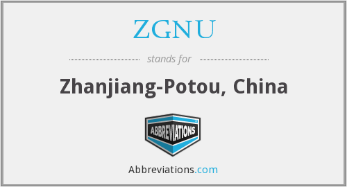 What does ZGNU stand for?