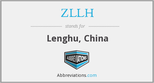 What does ZLLH stand for?
