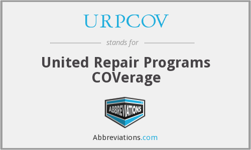 What does URPCOV stand for?