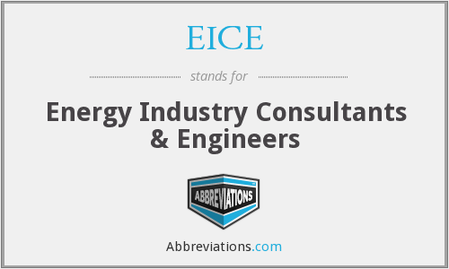 EICE - Energy Industry Consultants & Engineers