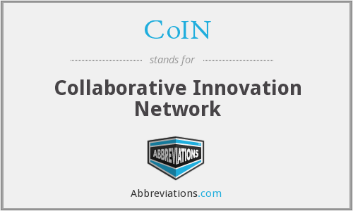 CoIN - Collaborative Innovation Network