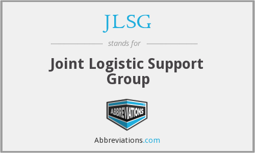What does JLSG stand for?