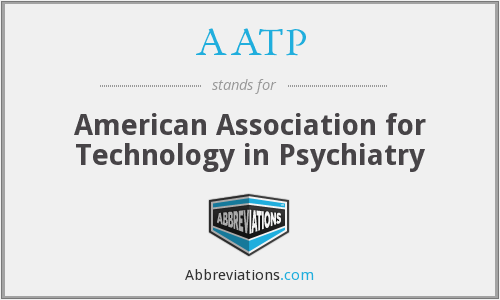 AATP - American Association for Technology in Psychiatry