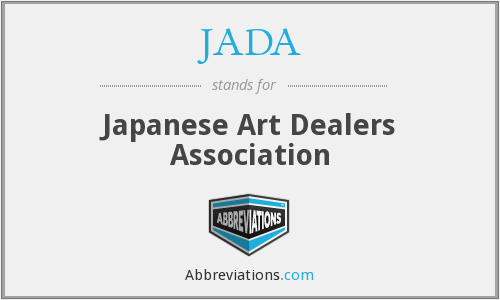 JADA - Japanese Art Dealers Association