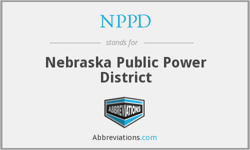 NPPD - Nebraska Public Power District