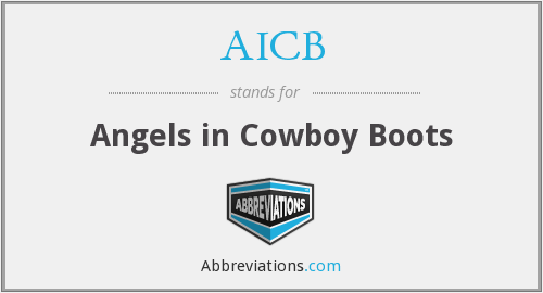 AICB - Angels in Cowboy Boots
