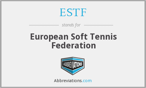 ESTF - European Soft Tennis Federation