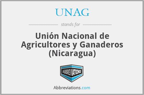 UNAG - Unión Nacional de Agricultores y Ganaderos (Nicaragua)