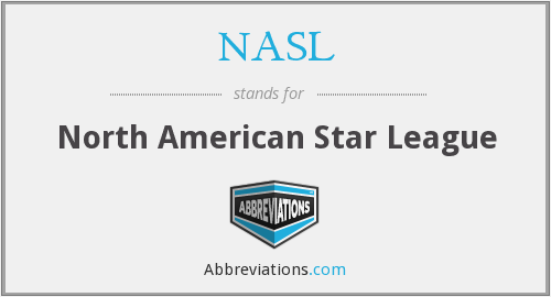 NASL - North American Star League