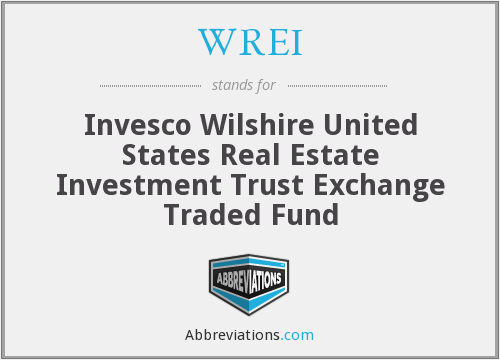 WREI - Wilshire Real Estate, Inc.