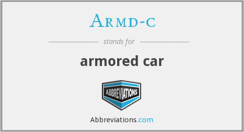 What does ARMD-C stand for?