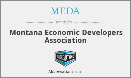 MEDA - Montana Economic Developers Association