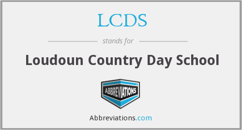 LCDS - Loudoun Country Day School