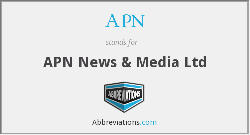 APN - APN News & Media Ltd