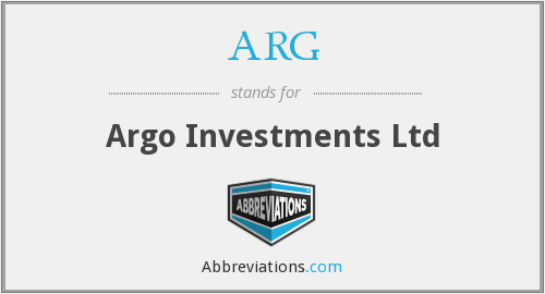 ARG - Argo Investments Ltd