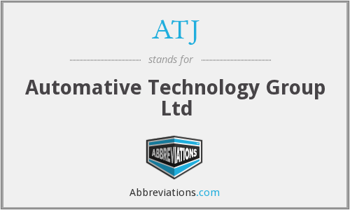 ATJ - Automative Technology Group Ltd